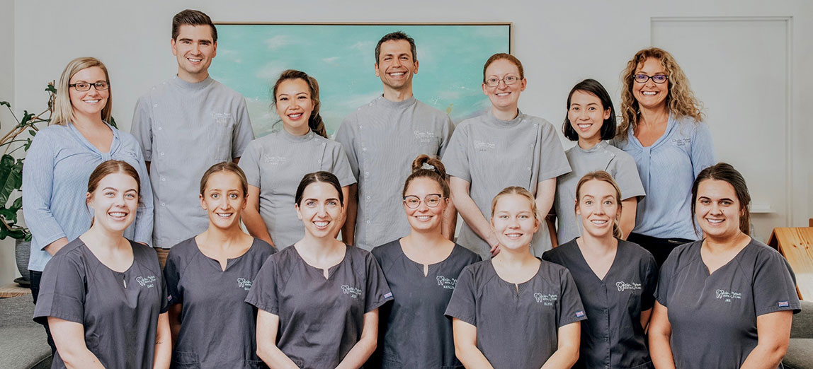 The Ocean Grove Dental Clinic Team
